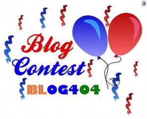 BLOG404 CONTEST 300x244  Blog Contest – Cash Prizes to be won !
