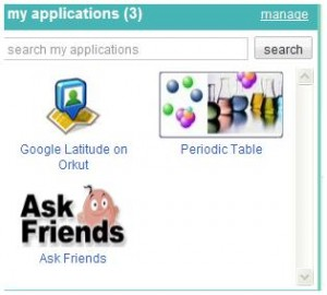 orkut application cool 300x270 Have you seen the new Orkut ?