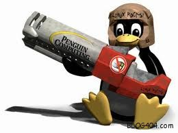 cool funny linux penguin warrior pic computing  List of all Top Popular Linux distributions