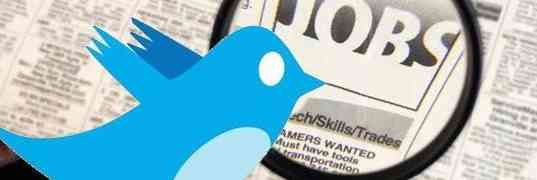 List of best Apps to search for JOBS on Twitter