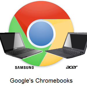 Google Chromebook samsung acer logo picture designs os google  10 Things to know about Google's all-new Chromebooks