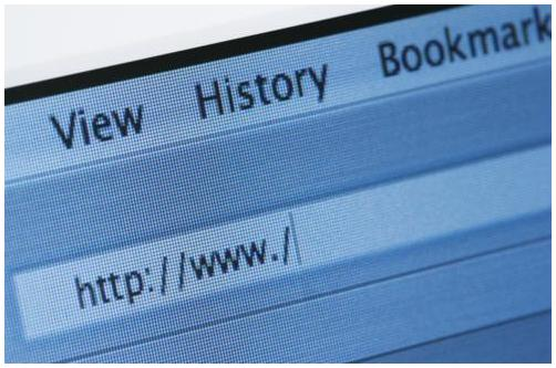 view history bookmark domain web address link side angle pic The Unusual Funny Domain names List