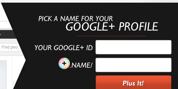 Google Plus Vanity URLs profile grab official Its Time to Grab your GooglePlus Profile vanity URL !