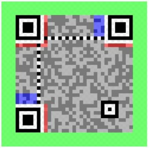 qr code wiki pic image thumb full version resolution 300x297 A Quick Read on Powerful QR codes
