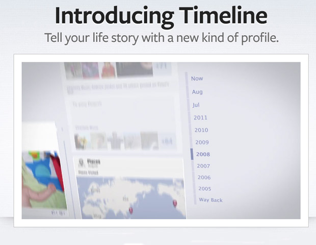 facebook timeline logo square introducing 2011 december public1  A complete Guide to Facebook Timeline