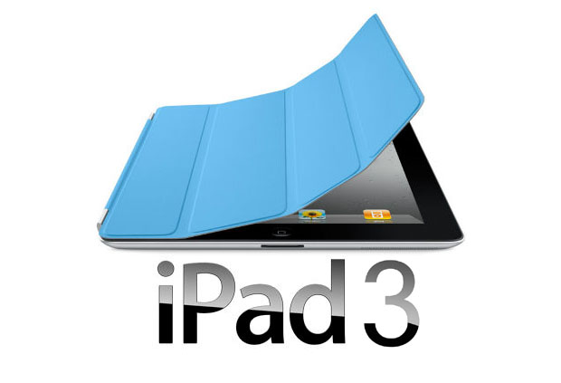 apple iPad 3 rd generation logo cover case font 2012  Everything you need to know about iPAD 3rd Generation