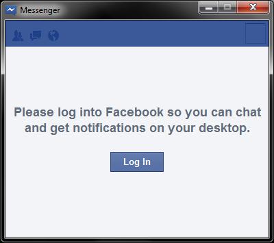 facebook messenger for windows logo download Have you tried Official Facebook Messenger for Windows 7 ?