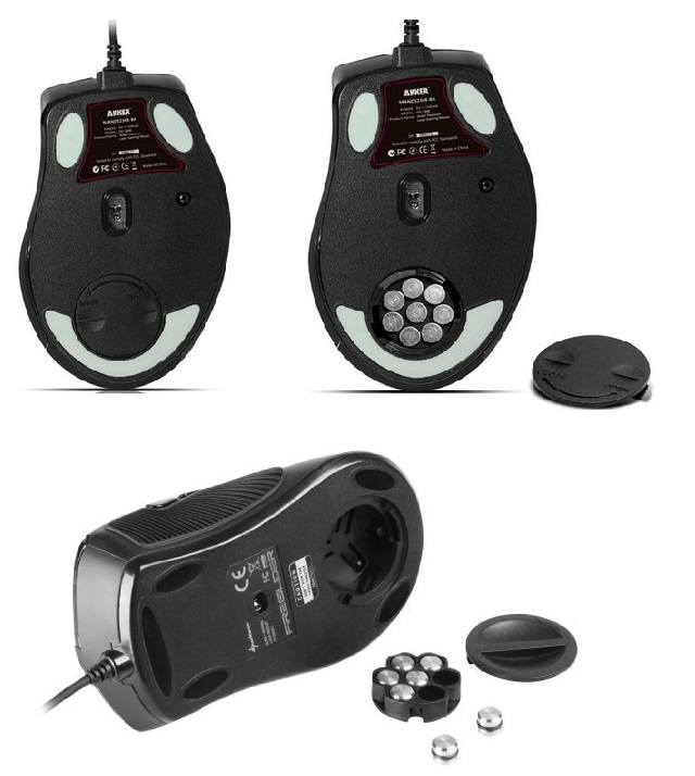 Anker Precision Laser Mouse ADJUST the weight instructions Anker Precision Laser Mouse   Giveaway
