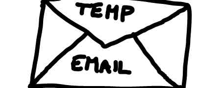 List of top 25 Free Temporary Disposable Email Providers
